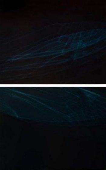 Tal Yizrael - Double fluttering 2020 C_print